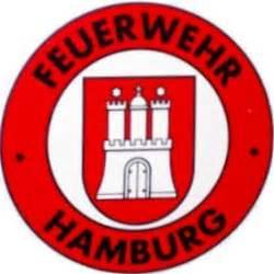 Feuerwehr Hamburg Aufkleber by Feuerwehr Fanshop Hamburg Feuerwehr Aufkleber