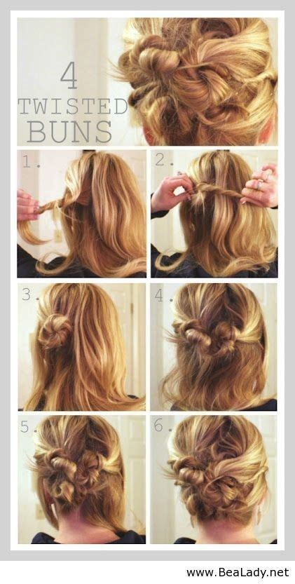 cute hairstyle steps 15 cute hairstyles step by step hairstyles for long hair