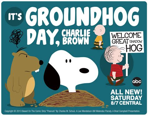 it s like groundhog day meaning the drawing board it s groundhog day brown