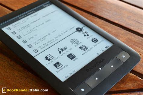 ebook reader illuminato la recensione leggoibs touch hd ebookreader italia