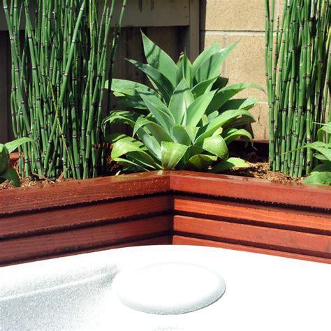 modern wood planter modern wood planter