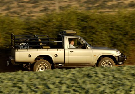 nissan california set up photos of nissan patrol pickup y61 1997