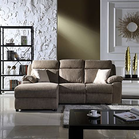small l shaped reclining sectional product reviews buy classic traditional small space