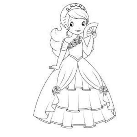 dibujos para pintar de princesas para imprimir imagui 17 best images about isabella on pinterest hippie art