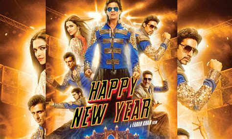 biography of movie happy new year happy new year shahrukh khan and deepika rock in film