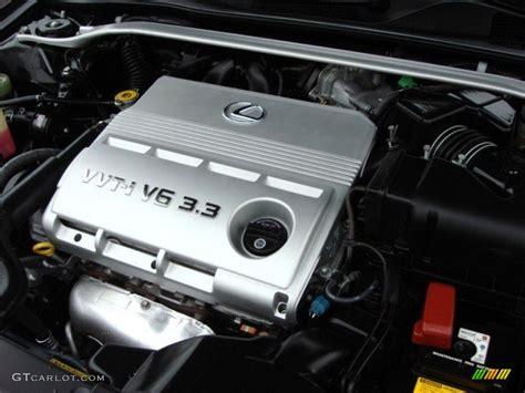 lexus es330 maintenance schedule 2005 lexus es 330 3 3 liter dohc 24 valve vvt i v6 engine