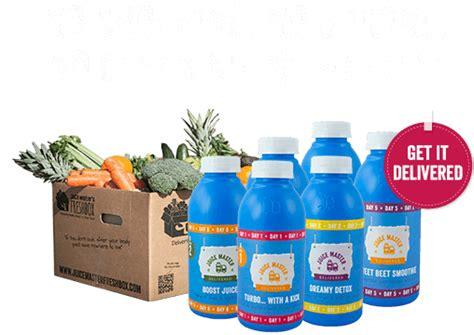 Detox Diet Meal Delivery by 3 Day Detox Diet Juice Master Delivered Conposts