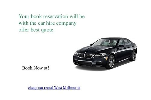 cheapest car lease deals melbourne