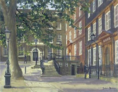 13 kings bench walk kings bench walk inner temple barrow art print canvas