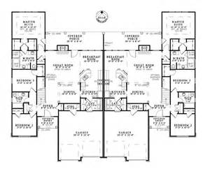 multi family homes floor plans davis rustic duplex plan 055d 0866 house plans and more