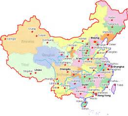 Map Of China Cities by Similiar Map Of China With Cities Keywords