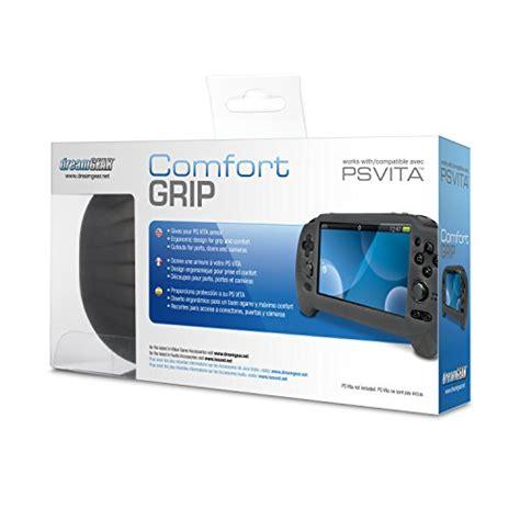 dreamgear comfort grip dreamgear comfort grip for playstation vita pch 1000 in