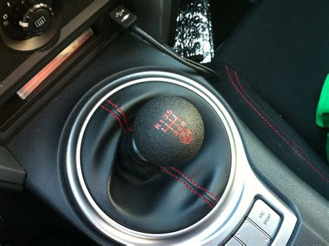 Flossy Shift Knob Brz by Shift Knob Post Yours Page 11 Scion Fr S Forum