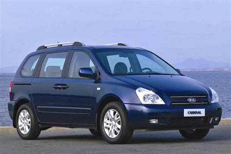 Kia Carnical 2010 Kia Carnival Ii Pictures Information And Specs