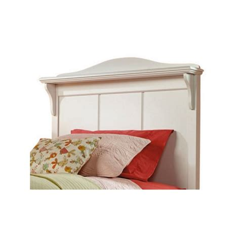 White Soft Headboard by Panel Headboard In White 414676