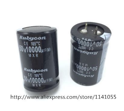 capacitor sizes uf 50v 10000uf 10000uf 50v electrolytic capacitors size 30 40 30 45 in capacitors from electronic