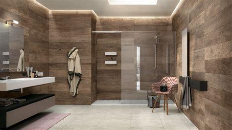 Kitchen Ceramic Tile Ideas by Bad Wandverkleidung Mit Holz Warum Denn Nicht