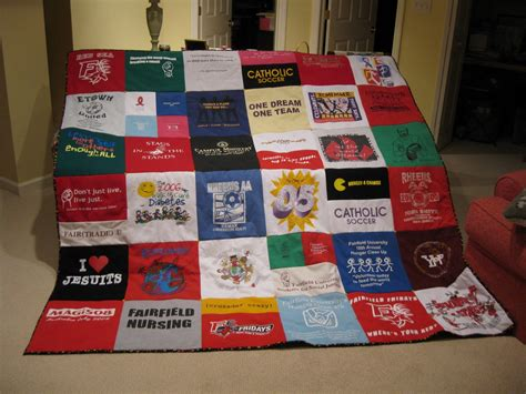 T Shirt Quilt All Things Andrea T Shirt Quilt
