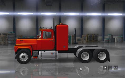 mack rs  rs  rubber duck  ats american truck simulator mod ats mod