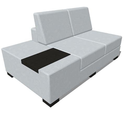 7 Person Sectional Sofa T35 Sectional Sofa 3d Model Formfonts 3d Models Textures