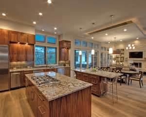 open floor plan kitchen designs open floor plan french country kitchen home design ideas pictures remodel and decor
