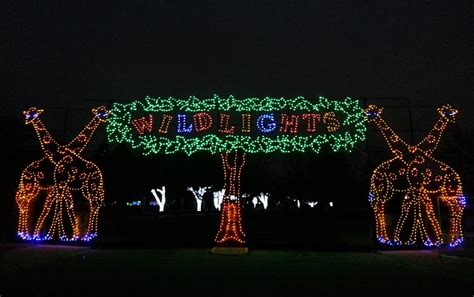 Love The Detroit Zoo Love Holiday Lights Vote For Quot Wild Detroit Zoo Light Show