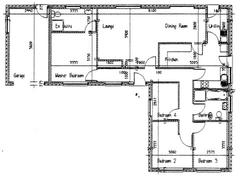 floor plan bungalow type new mexico style home designs mexico free download home