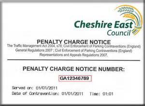 how to pay your penalty charge notice pcn
