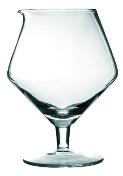 Mixing Glass 1 vintage cubana mixing glass 1lt pro bar