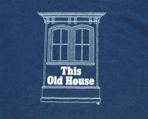 pbs this old house vintage 1980s bob vila this old house pbs blue t shirt tv