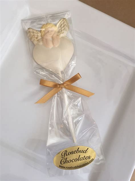 Cocolatte Angelbay 2 76 best religious chocolate favors crosses images on