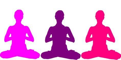 yoga zen clip art free image vectorielle gratuite yoga zen m 233 ditation