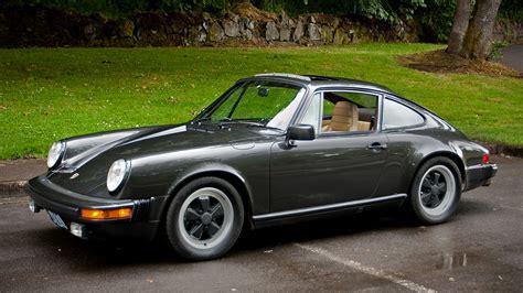 porsche 1980s 911 for sale 1980 porsche 911 information and photos momentcar