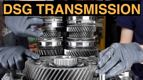 Audi Dsg Gearbox Review by Dsg Transmission Explained Youtube