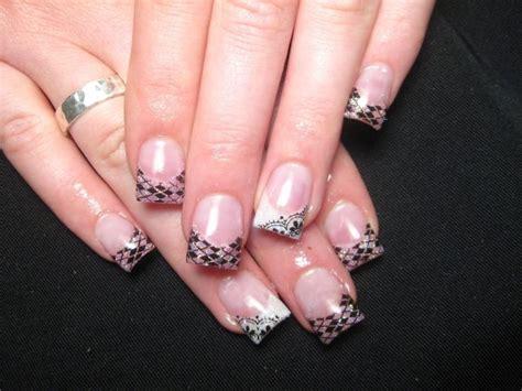lace pattern nail art lace nail art designs