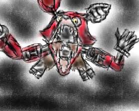 Five nights at freddys 2 by foxypiratecove on deviantart