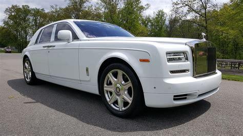 rolls royce phantom santos vip limousine