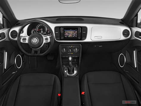 volkswagen beetle interior 2016 volkswagen beetle prices reviews and pictures u s