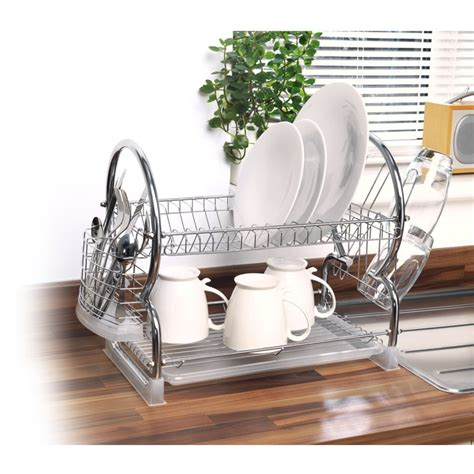 Modern Dish Rack Stainless Steel by Kitchen Dish Rack And Best Modern Kitchen Dish