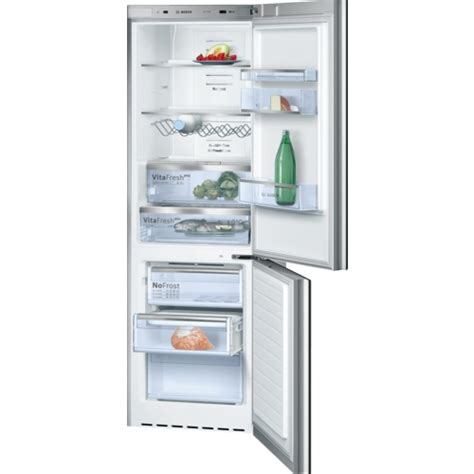produk lemari es lemari es bottom freezer kgn36sb31 bosch indonesia