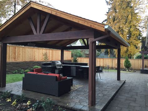 Patio Covers Vancouver WA   Straight Line Exteriors