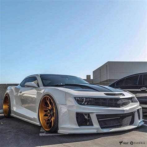 widebody muscle cars widebody camaro photo by iamted7 carninja