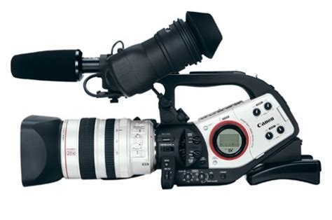 canon camara de video c 225 maras y 211 ptica