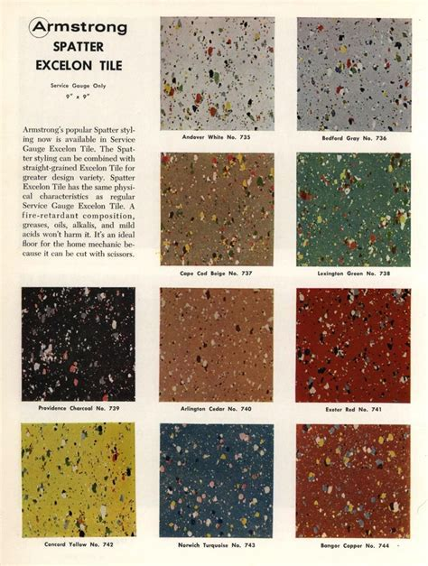 Armstrong pattern book supplement : Armstrong Cork Company