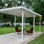patio cover kits lowes patio cover carport americana building products