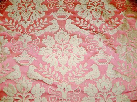 scalamandre upholstery fabric scalamandre love bird silk damask fabric melon