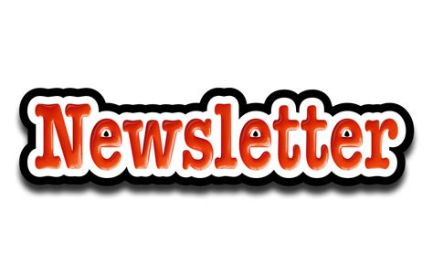 Newsletter Clipart Free newsletter clip cliparts co