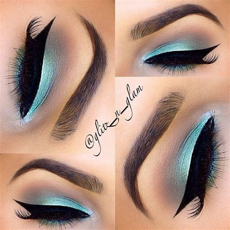 Ochi Dress how to apply dramatic colorful eyeliner pretty designs