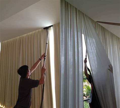 curtain washing service phuket curtain cleaning clean on site or collect clean