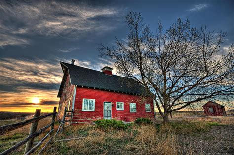 rustic barns rustic barn bathed in colors by shane linke